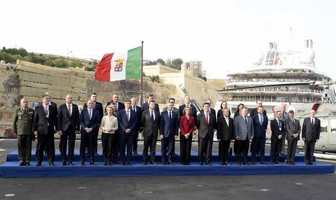 Security of Libyan waters an EU priority: Mogherini