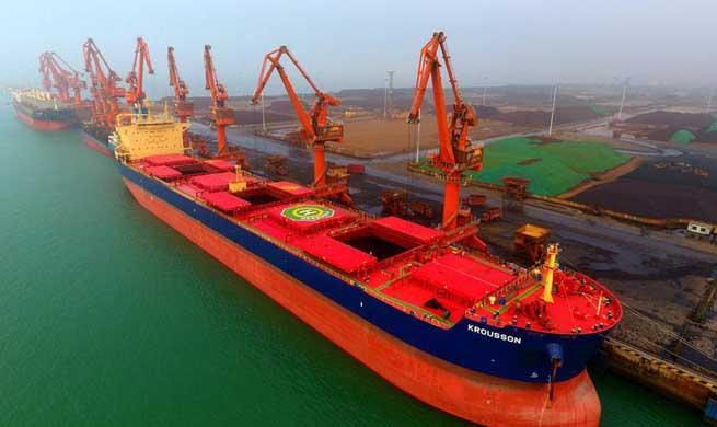 Take closer look at Guangxi Beibu Gulf Port