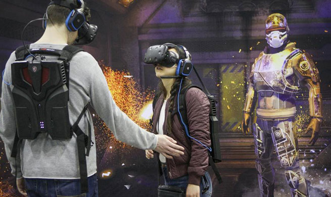 2nd annual Consumer Virtual Reality Expo held in Vancouver
