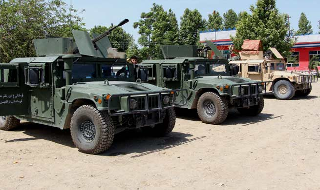 Gun battle leaves 44 dead in northern Afghan province