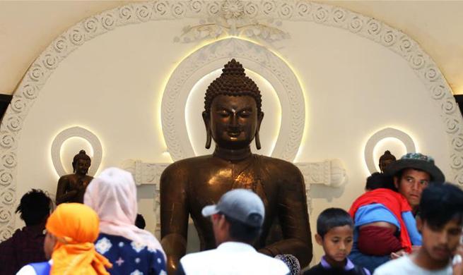 Buddha Jayanti festival celebrated in Nepal