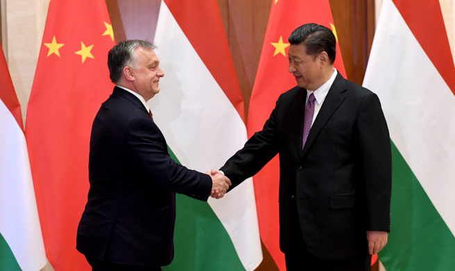 China, Hungary establish comprehensive strategic partnership