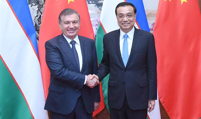 China, Uzbekistan vow to strengthen cooperation