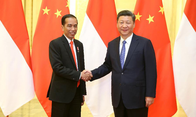 China, Indonesia agree to step up Belt and Road cooperation
