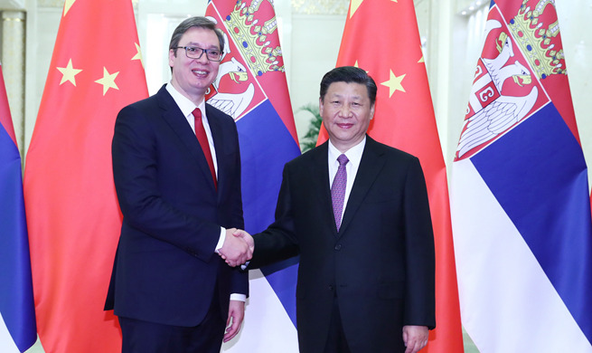 Xi says China willing to deepen all-weather friendship with Serbia