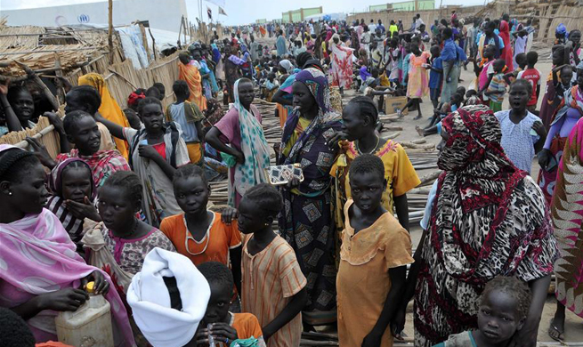 Increasing number of S. Sudanese refugees puts pressure on Sudan
