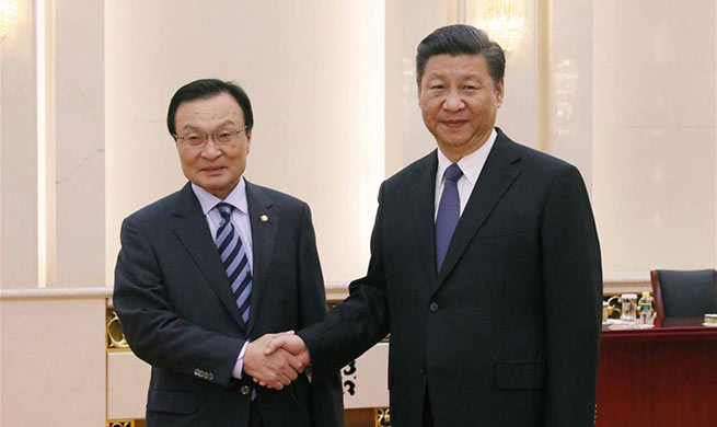 Xi calls for China-ROK relations to return to normal track
