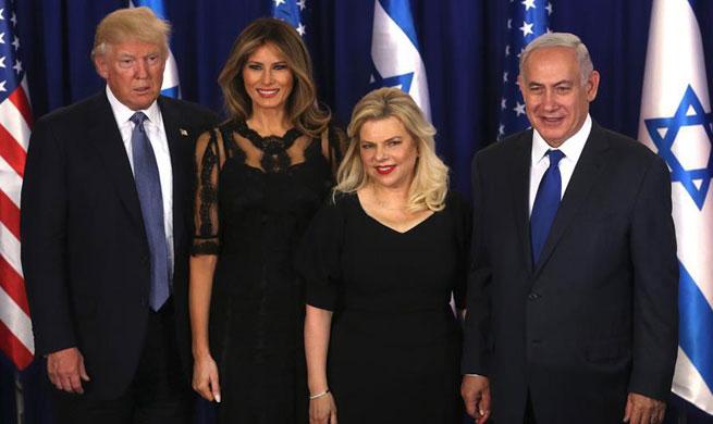 "Trump urges Israel, Arab world to start ""new partnership"""