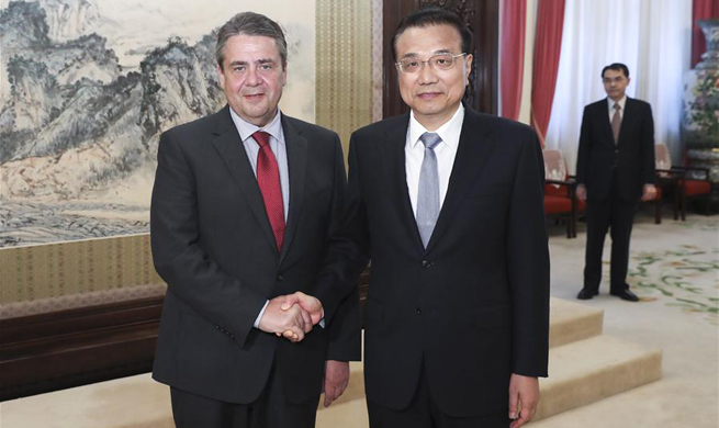Chinese premier calls for better relations with Germany via upcoming visit