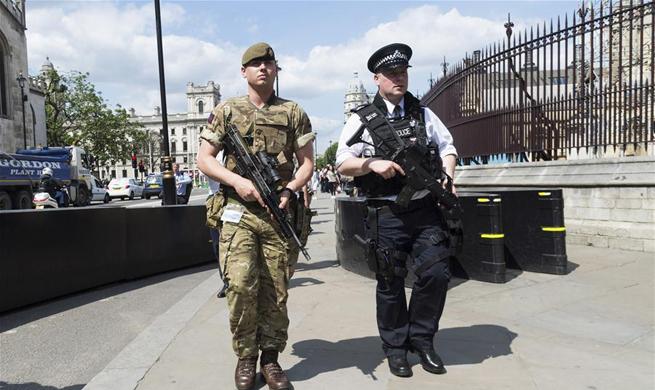 Britain's terror threat level raised to highest level