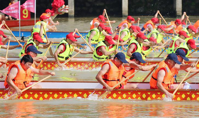 Upcoming Dragon Boat Festival marked across China