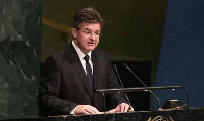 Slovak diplomat elected UN General Assembly president