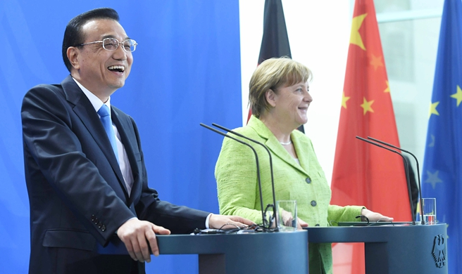 China, Germany agree to speed up talks on China-EU investment agreement, enrich bilateral ties