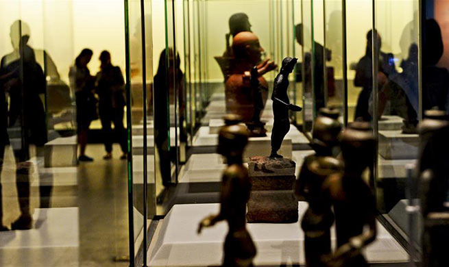 Italian museums collected exhibits to meet public in N China