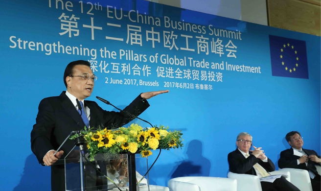 China, EU confronting growing uncertainties with stability of relations: Chinese premier