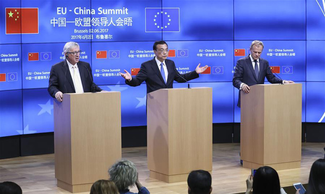 Chinese premier urges EU to fulfill WTO obligations