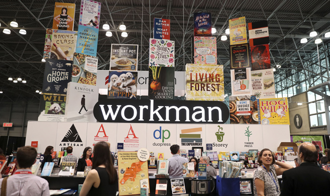 A glimpse into BookExpo 2017 in New York