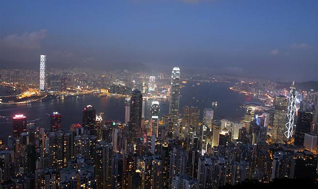 July 1 marks 20th anniv. of HK's return to motherland