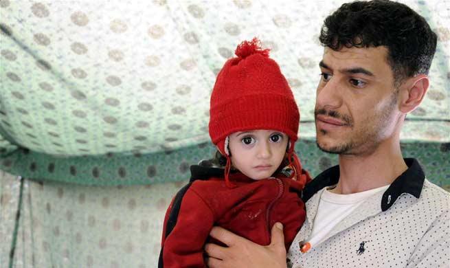 Cholera cases in Yemen may reach 130,000 in two weeks, UNICEF warns