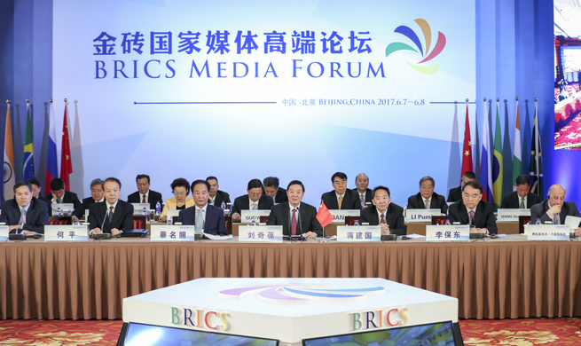 Media leaders pledge contribution to BRICS cooperation