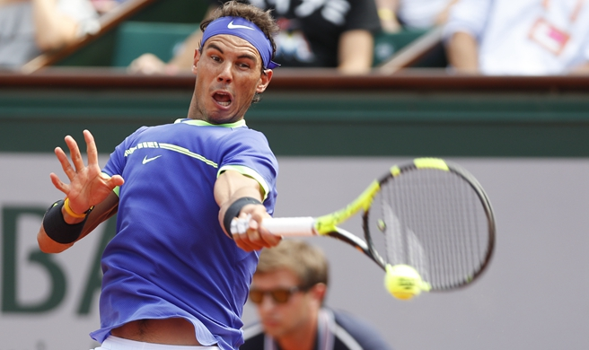 Unstoppable Nadal wins 10th title at Roland Garros