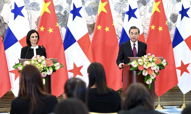 China, Panama establish diplomatic ties
