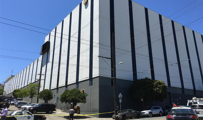 6 shot, 4 dead in shootings at UPS facility in San Francisco