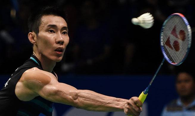 Lee Chong Wei misses his seventh title in Indonesia badminton super series