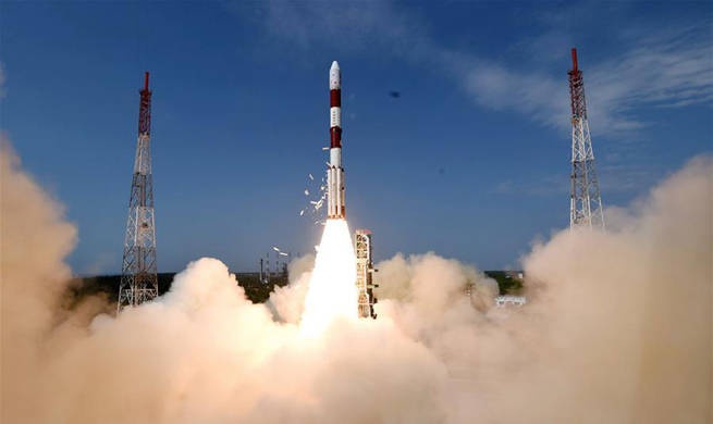 India launches 31 satellites in single space mission