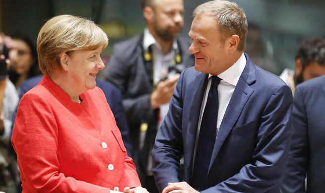 Highlights of second day of EU Summit in Brussels