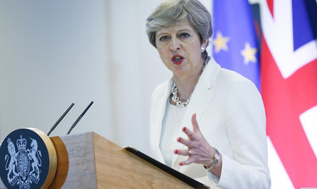 Two-day EU Summit concludes in Brussels, Belgium