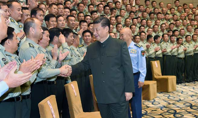 Xi stresses enhancing rocket launch, test capability