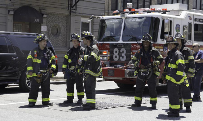 NY subway derailed with 30-plus injured