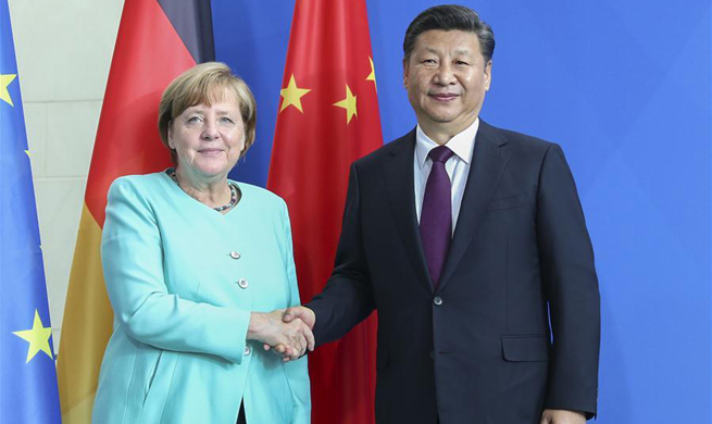 China, Germany pledge to take bilateral ties to higher levels