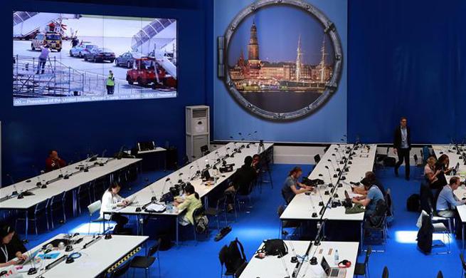 12th G20 Summit to kick off in Hamburg
