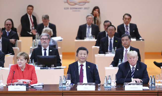 Xi calls on G20 to champion open world economy, foster new growth  drivers