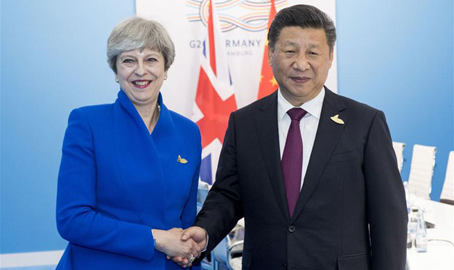 Chinese president eyes more stable, rapid development of ties with  Britain