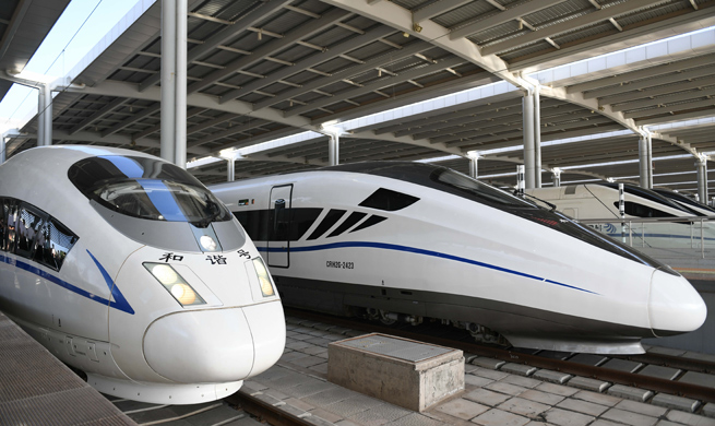 New high speed railway linking Baoji, Lanzhou starts operation