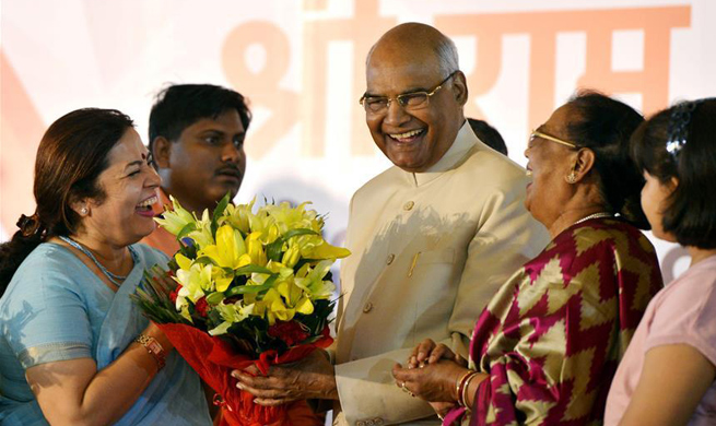 Ram Nath Kovind wins Indian presidential election