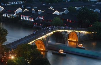 Cultural, creative zones formed along Beijing-Hangzhou Grand Canal