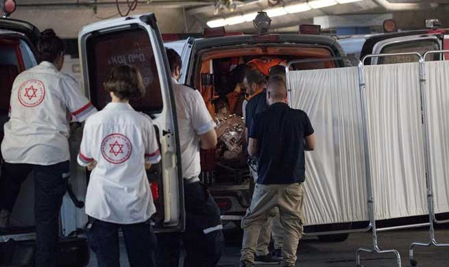 3 killed, 1 injured during knife-wielding incident in Jerusalem