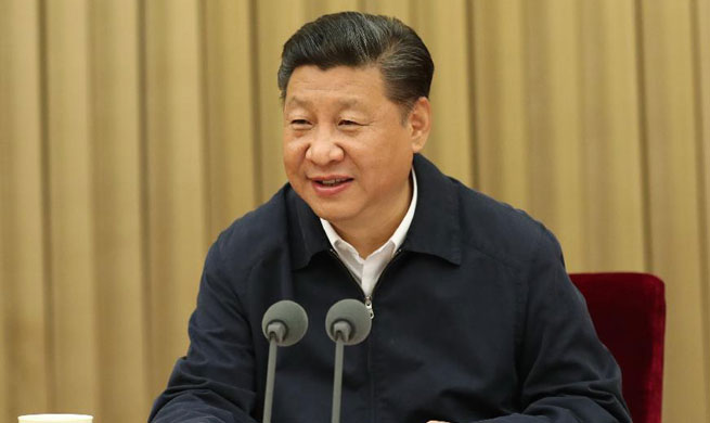 Xi says China must strive for great victory of socialism with Chinese  characteristics