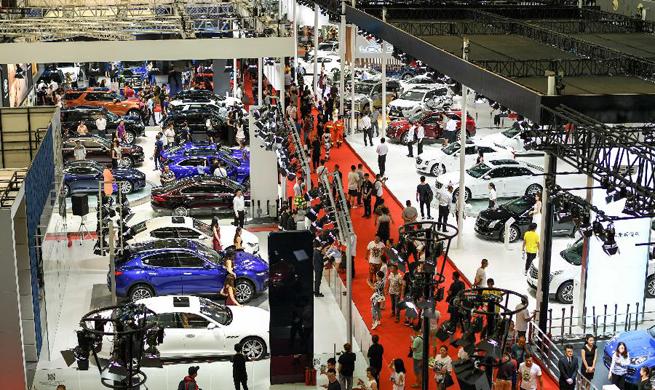 Harbin int'l automobile expo kicks off in NE China