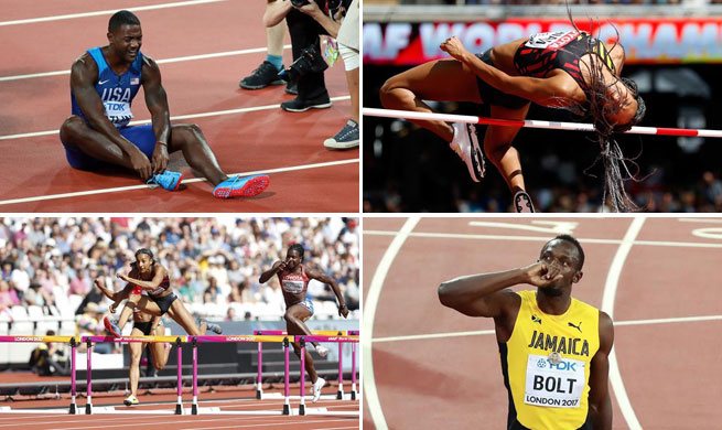 Highlights of 2017 IAAF World Championships Day 2