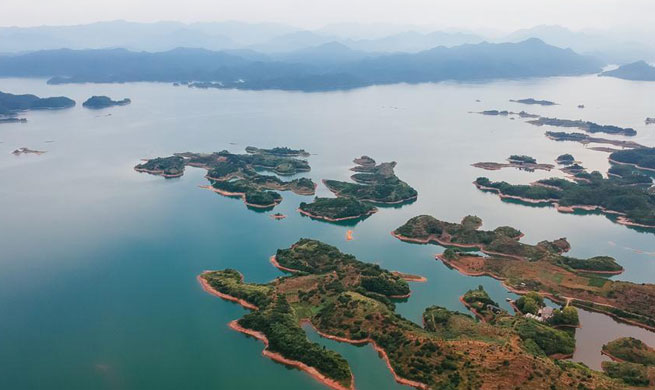 Qiandao Lake: Home to 114 known fish species