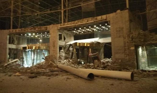 9 killed in 7.0-magnitude quake in SW China