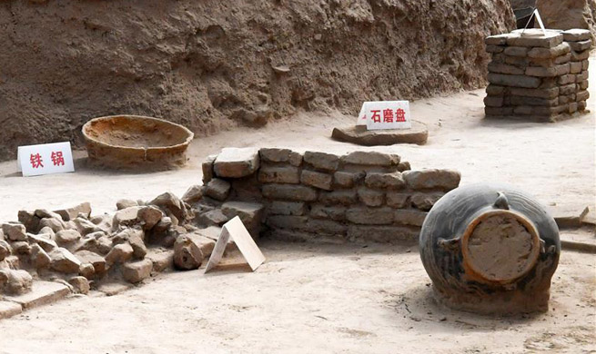 6 ancient cities found deep underground in C China