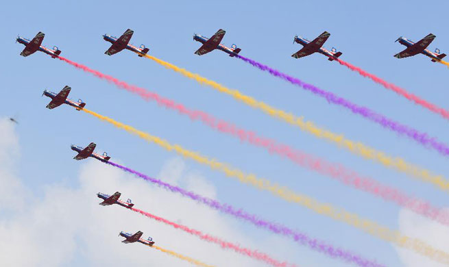 In pics: China's PLA Air Force Aviation Open Day