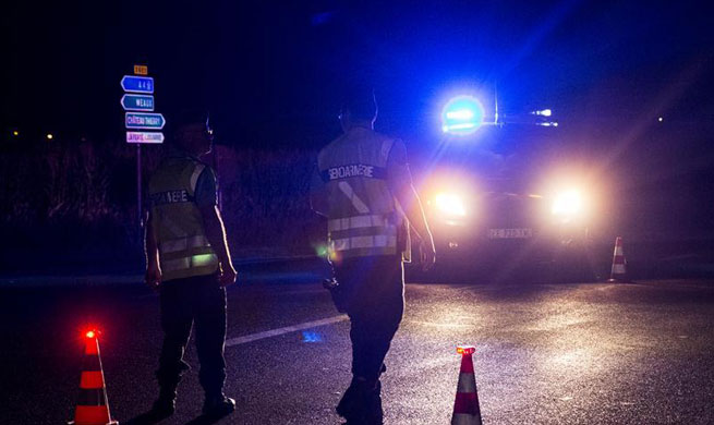 BMW crashes into pizzeria near Paris, killing 1, injuring 12