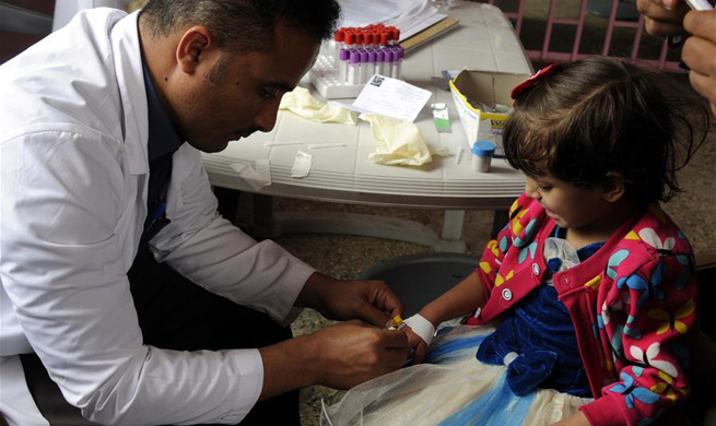 Cholera count reaches half million mark in Yemen